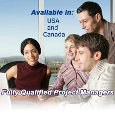 Qualified Project Managers